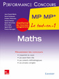 Couverture de l'ouvrage Maths 2e année MP MP*