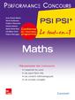 Couverture de l'ouvrage Maths 2e année PSI PSI*