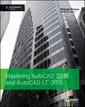 Couverture de l'ouvrage Mastering AutoCAD 2015 and AutoCAD LT 2015