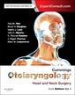 Couverture de l'ouvrage Cummings Otolaryngology