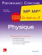Couverture de l'ouvrage Physique 2e année MP MP*