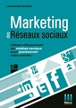 Couverture de l'ouvrage Marketing des réseaux sociaux