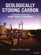 Couverture de l'ouvrage Geologically Storing Carbon