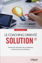 Couverture de l'ouvrage Le coaching orienté solution