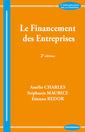 Couverture de l'ouvrage Le financement des entreprises (2° Éd.)