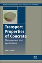 Couverture de l'ouvrage Transport Properties of Concrete