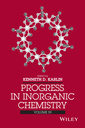 Couverture de l'ouvrage Progress in Inorganic Chemistry