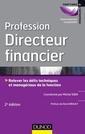 Couverture de l'ouvrage Profession Directeur financier