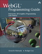 Couverture de l'ouvrage  WebGL programming guide: interactive 3D graphics programming with WebGL (OpenGL)
