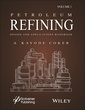 Couverture de l'ouvrage Petroleum Refining Designs and Applications