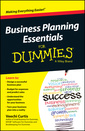 Couverture de l'ouvrage Business Planning Essentials For Dummies