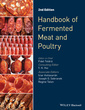 Couverture de l'ouvrage Handbook of Fermented Meat and Poultry