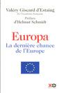 Couverture de l'ouvrage Europa - La dernière chance de l'Europe