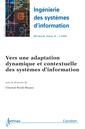 Couverture de l'ouvrage Ingénierie des systèmes d'information RSTI série ISI Volume 19 N° 2/Mars-Avril 2014