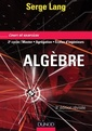 Couverture de l'ouvrage Algèbre (3° Éd.)