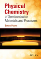 Couverture de l'ouvrage Physical Chemistry of Semiconductor Materials and Processes