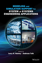 Couverture de l'ouvrage Modeling and Simulation Support for System of Systems Engineering Applications