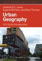 Couverture de l'ouvrage Urban Geography