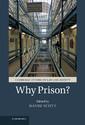 Couverture de l'ouvrage Why Prison?