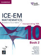 Couverture de l'ouvrage ICE-EM Mathematics Australian Curriculum Edition Year 10 Incorporating 10A Book 2