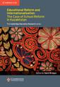 Couverture de l'ouvrage Education Reform and Internationalisation