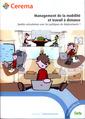 Couverture de l'ouvrage Management de la mobilité et travail à distance