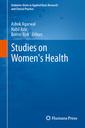 Couverture de l'ouvrage Studies on Women's Health