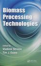 Couverture de l'ouvrage Biomass Processing Technologies