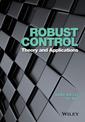 Couverture de l'ouvrage Robust Control