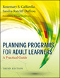 Couverture de l'ouvrage Planning Programs for Adult Learners