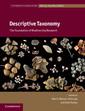 Couverture de l'ouvrage Descriptive Taxonomy