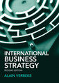 Couverture de l'ouvrage International Business Strategy