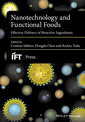 Couverture de l'ouvrage Nanotechnology and Functional Foods