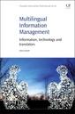 Couverture de l'ouvrage Multilingual Information Management