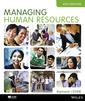 Couverture de l'ouvrage Managing Human Resources
