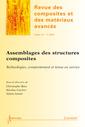 Couverture de l'ouvrage Revue des composites et des matériaux avancés (Volume 24 n° 4/Octobre-Décembre 2014)