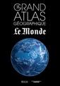 Couverture de l'ouvrage Le grand atlas géographique