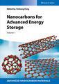 Couverture de l'ouvrage Nanocarbons for Advanced Energy Storage