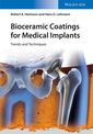 Couverture de l'ouvrage Bioceramic Coatings for Medical Implants