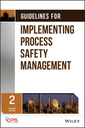 Couverture de l'ouvrage Guidelines for Implementing Process Safety Management