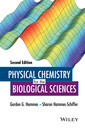Couverture de l'ouvrage Physical Chemistry for the Biological Sciences