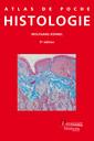 Couverture de l'ouvrage Atlas de poche Histologie (5° Éd.)
