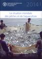 Couverture de l'ouvrage La situation mondiale des pêches et de l'aquaculture 2014