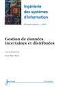 Couverture de l'ouvrage Ingénierie des systèmes d'information RSTI série ISI Volume 19 N° 4/Juillet-Août 2014
