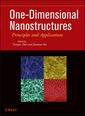 Couverture de l'ouvrage One-Dimensional Nanostructures
