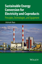 Couverture de l'ouvrage Sustainable Energy Conversion for Electricity and Coproducts