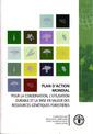 Couverture de l'ouvrage Plan d'action mondial pour la conservation, l'utilisation durable et la mise en valeur des ressources génétiques forestières