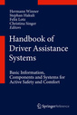 Couverture de l'ouvrage Handbook of Driver Assistance Systems