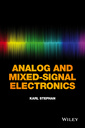 Couverture de l'ouvrage Analog and Mixed-Signal Electronics