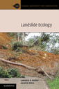 Couverture de l'ouvrage Landslide Ecology